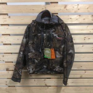 Sitka jacket timber waterproof